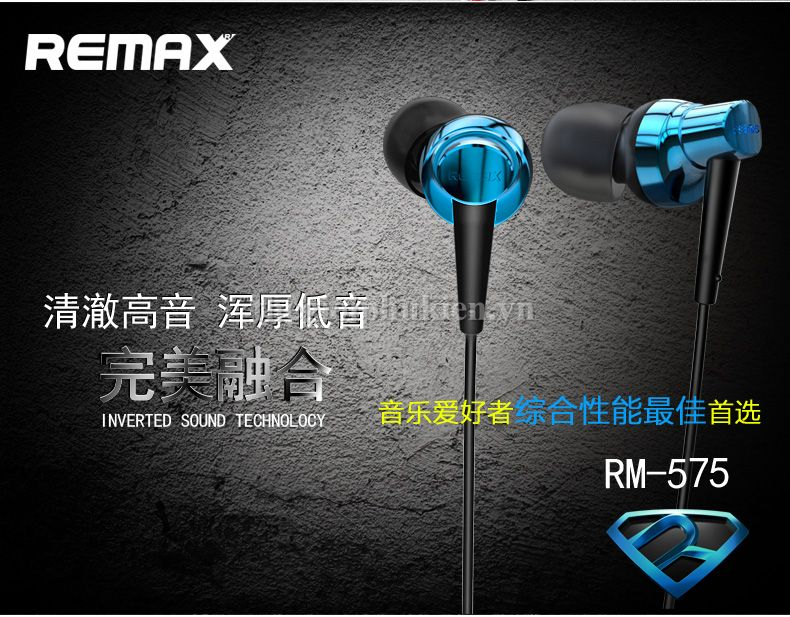 tai nghe remax rm 575 3