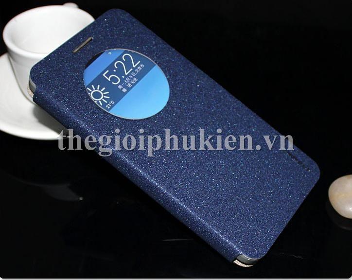Bao da Zenfone 6 chinh hang PUDINI - 11
