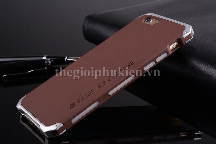 Ốp Lưng Chống Sốc Iphone 6 Plus Ch 237 Nh H 227 Ng Element Solace