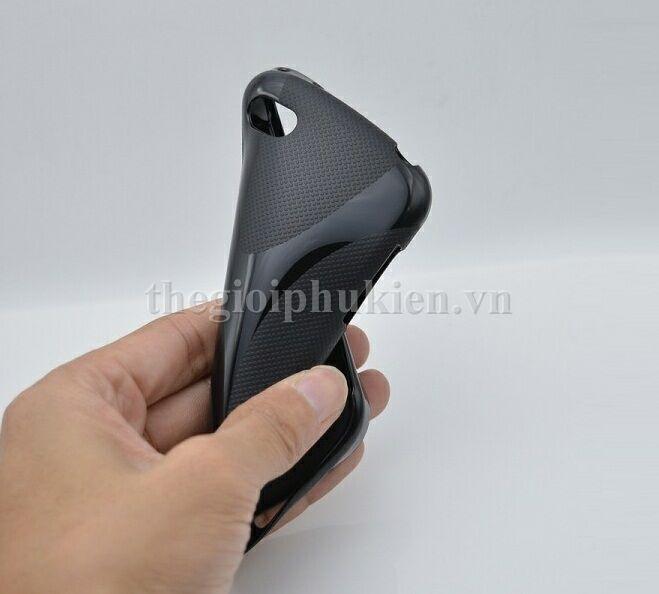 op silicon Blackberry Q10 hieu X Line 2