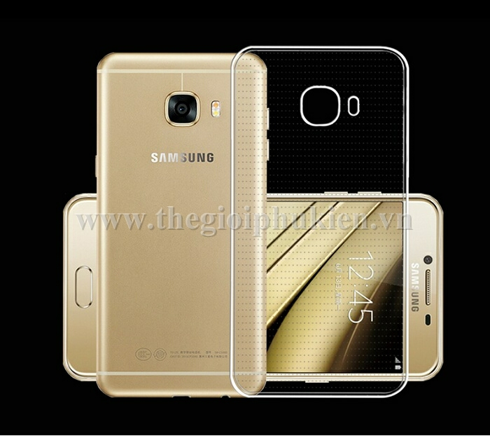 op lung galaxy c5, c7 silicon deo trong suot (4)